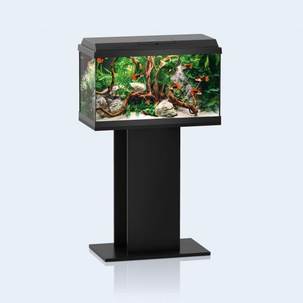 Juwel Primo 60 LED mit Regal 1 schwarz